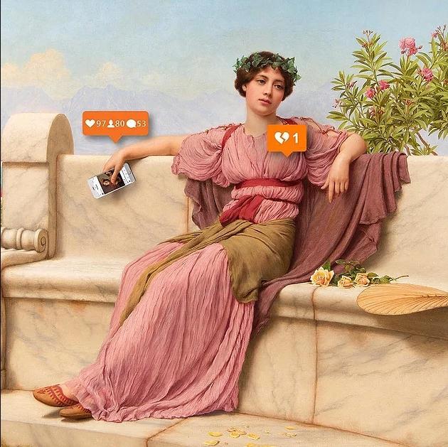 histoire de l'art et réseaux sociaux