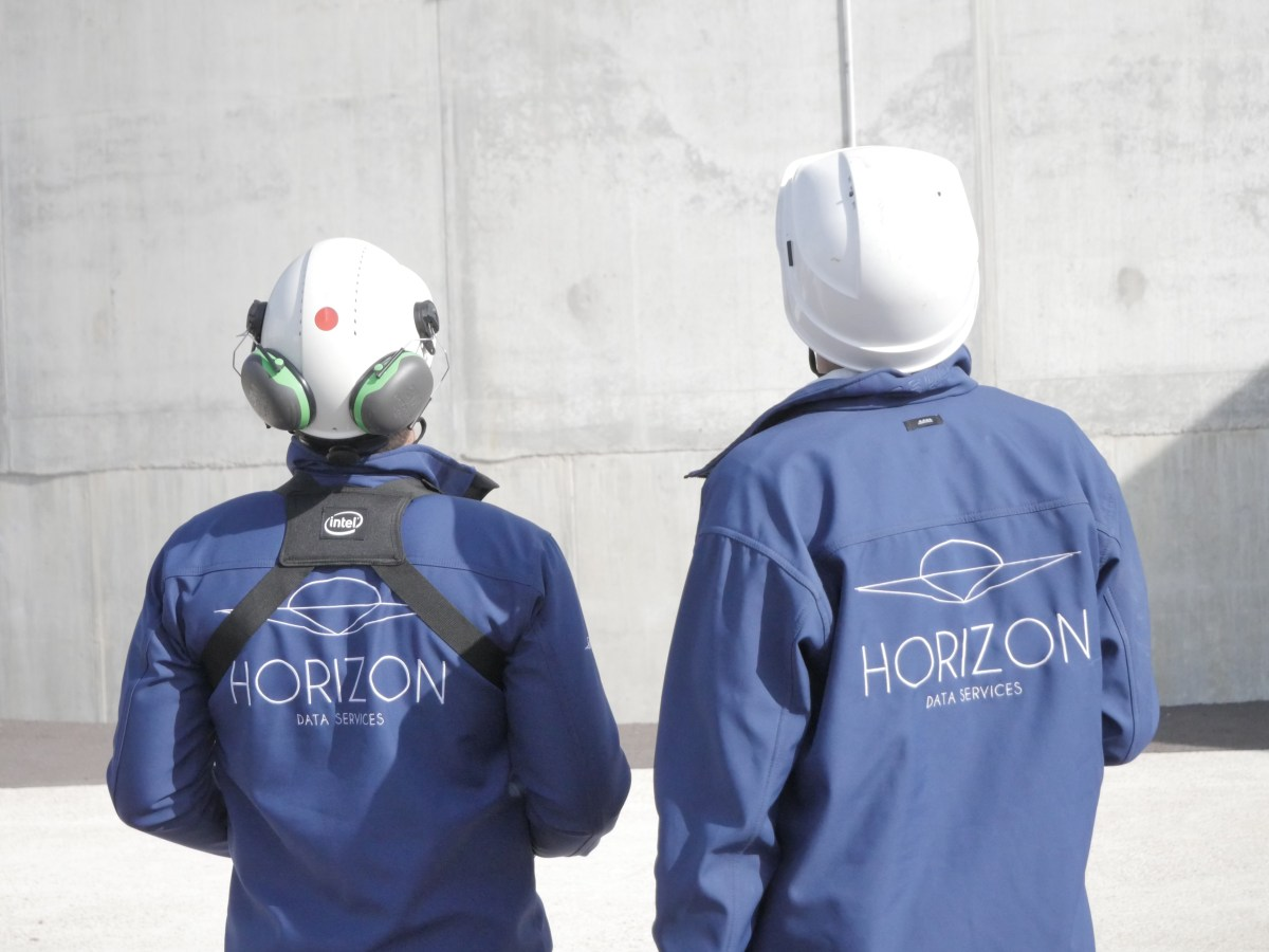 Horizon data service, drone