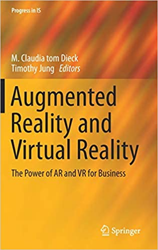 augmented reality & virtual reality couverture