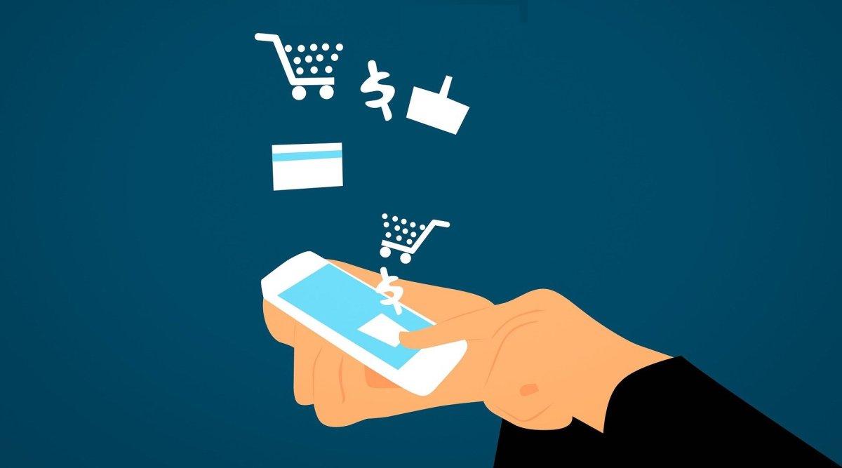 smartphone social shopping