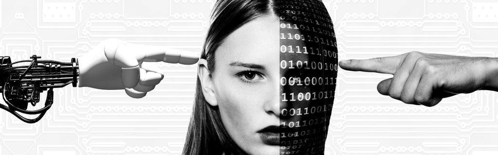 intelligence artificielle femme