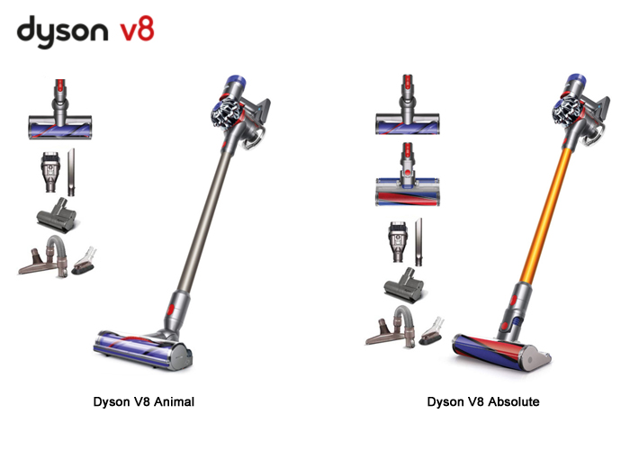 Dyson V8 Absolute Bagless