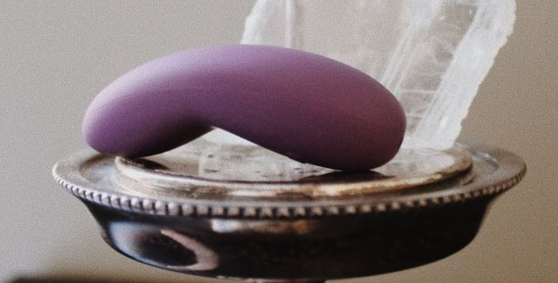 LELO Lily 2 is a small, palm-sized vibrator