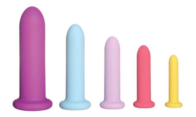 Finding your sexual independence with devices such as these dilators