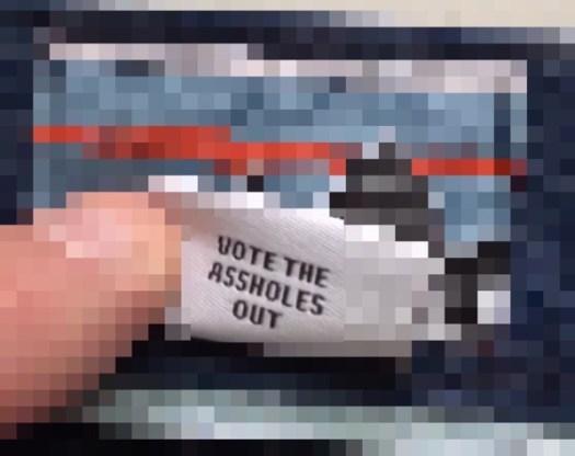 Votetheassholeout