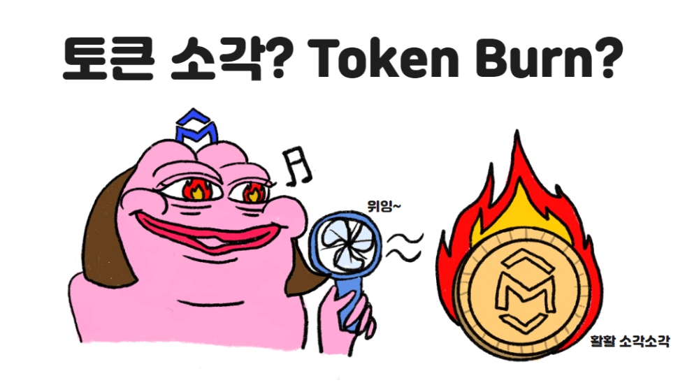 토큰 소각 token burn