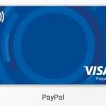 Das Symbol der virtuellen Kreditkarte in der Vodafone Wallet-App