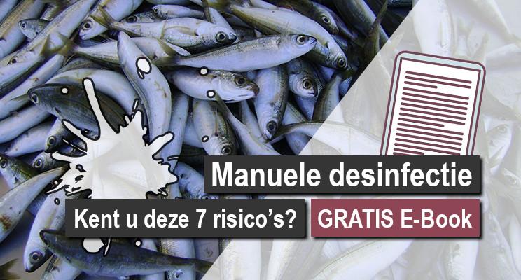 7 beperkingen van manuele desinfectie in de voedingssector