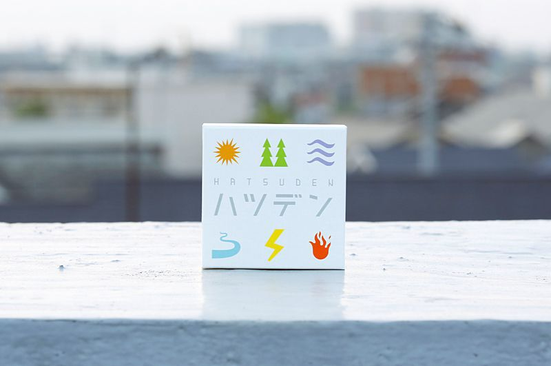 Hatsuden: Introducing Sustainable Energy Through Board Game [Review]
