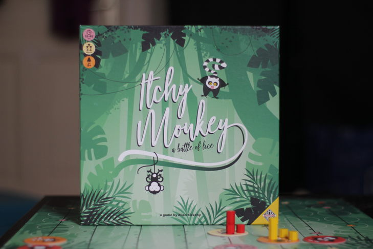 Itchy Monkey: Spread Your Lice Colonies [Review]