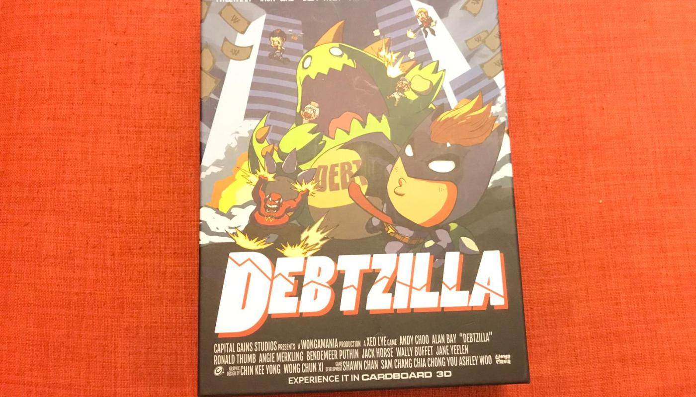 Debtzilla: An educational economy game [Review]