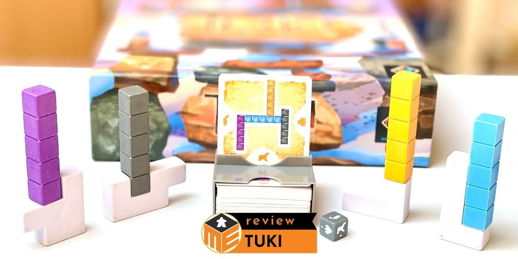 Tuki: Survival of the fittest by building construction [Review]