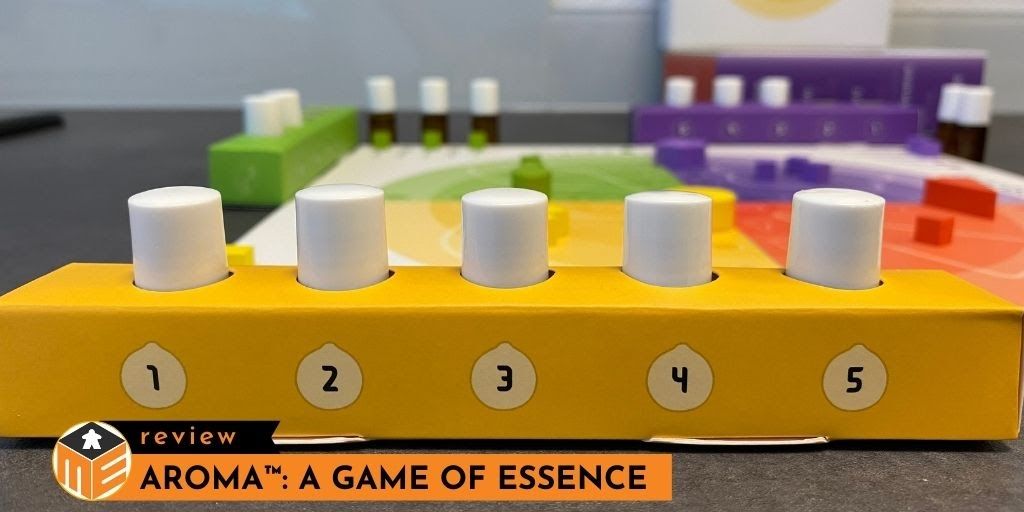Aroma™: A Game of Essence that toys sensory skills [Review]