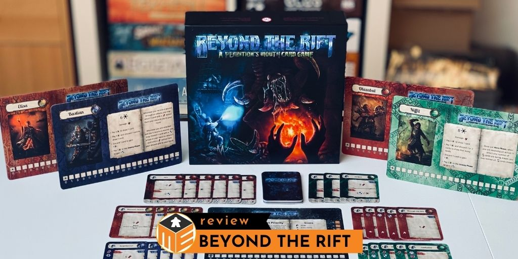 Beyond the Rift: A sequel of the Abyssal Rift [Preview]