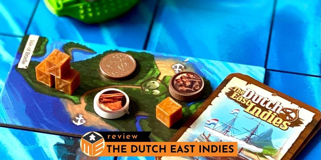 The Dutch East Indies: A journey of spice trades [Review]