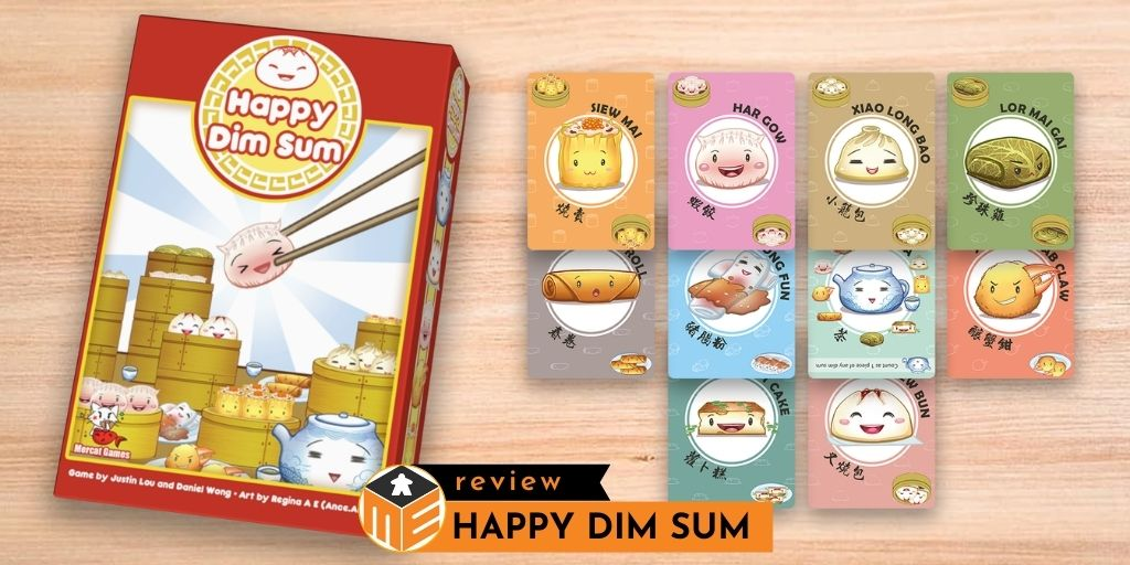 Happy Dim Sum: A friendly and yummy take-that [Review]