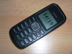 Alles redet vom iPhone 5, ich behalt' mein Nokia 1280 :)