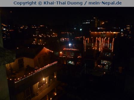 Tihar in Nepal – Tag 3: Laxmi Puja