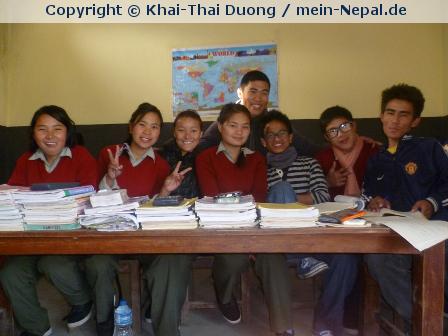 Schulsystem in Nepal – Schulausbildung in Nepal