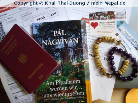 Nepal zum 6. – in einer Woche geht es los
