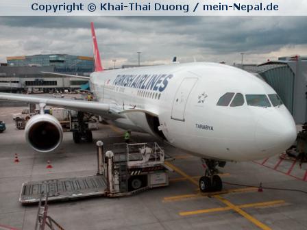 Flüge nach Nepal mit Turkish Airlines