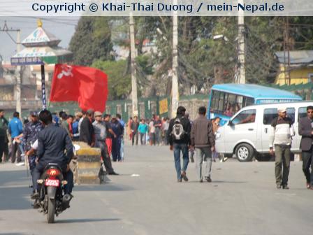In Nepal fällt der Unterricht of wegen diversen Gründen aus.