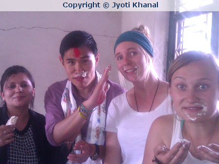 Nepal genießen – mit einem lachenden und einem weinenden Auge
