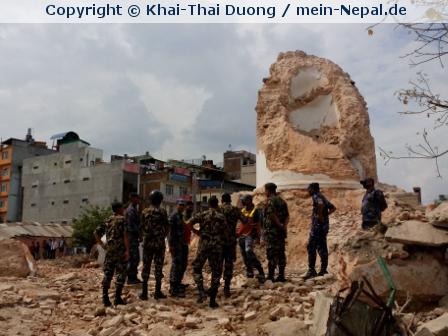 Nepal nach dem Erdbeben – eine erste Bilanz