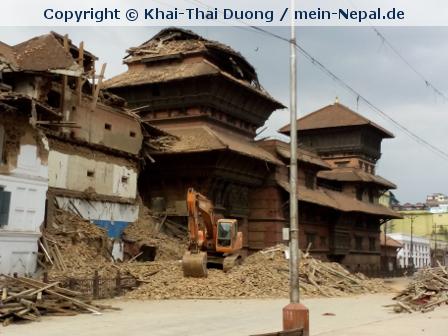 Königsplätze nach Erdbeben wieder geöffnet