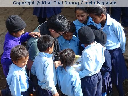 Nepal zeigt mir, wer ich bin.
