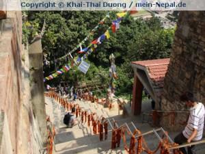 Monkey Temple - Swayambhu Nath