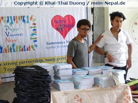 Nepal XI – Tag 8 – Pitschnass durchgeschwitzt