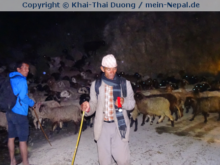 Nepal XI – Tag 9 – Todesangst