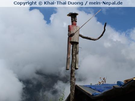 Nepal XI – Tag 15 – Singen oder Tanzen?