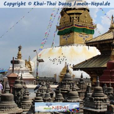 Die Legende um Swayambhunath – Geburt des Kathmandu-Tals
