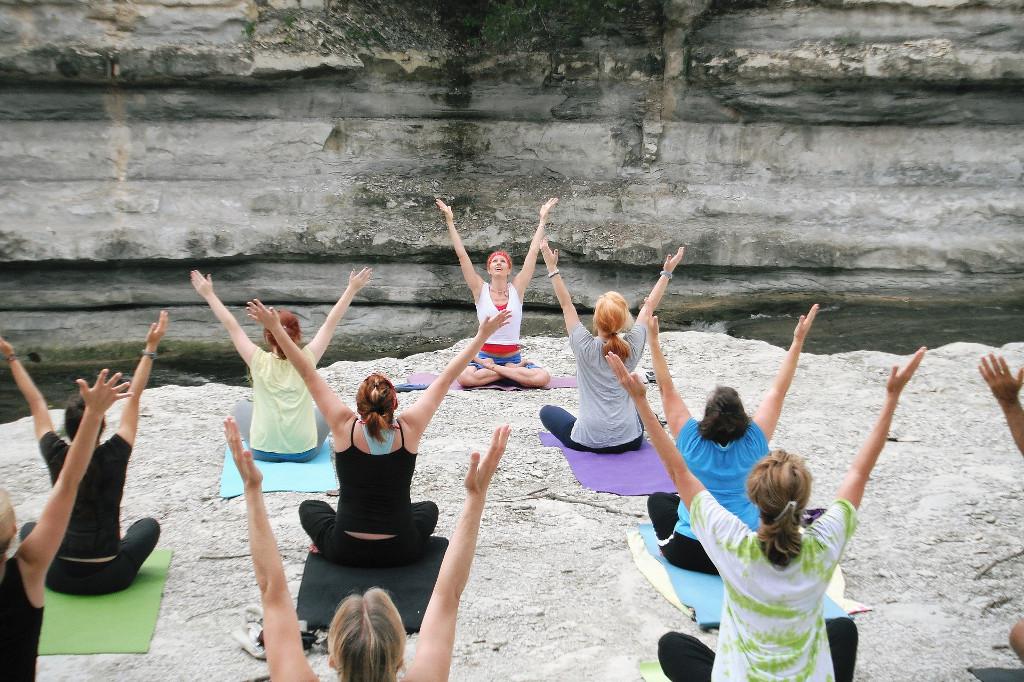 Yoga in unserem westlichen Verständnis hat keinerlei Bedeutung in Nepal.