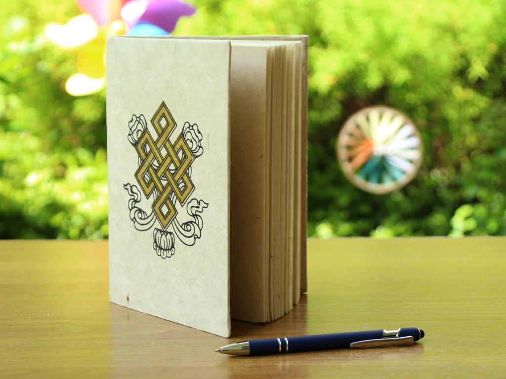 Notizbücher aus Lokta-Papier
