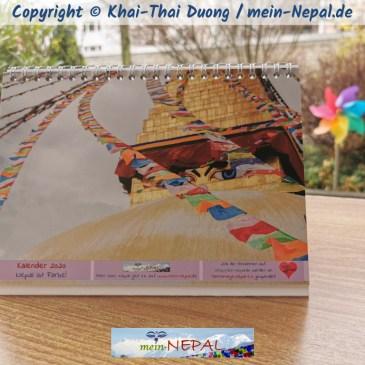 Nepal Kalender 2020