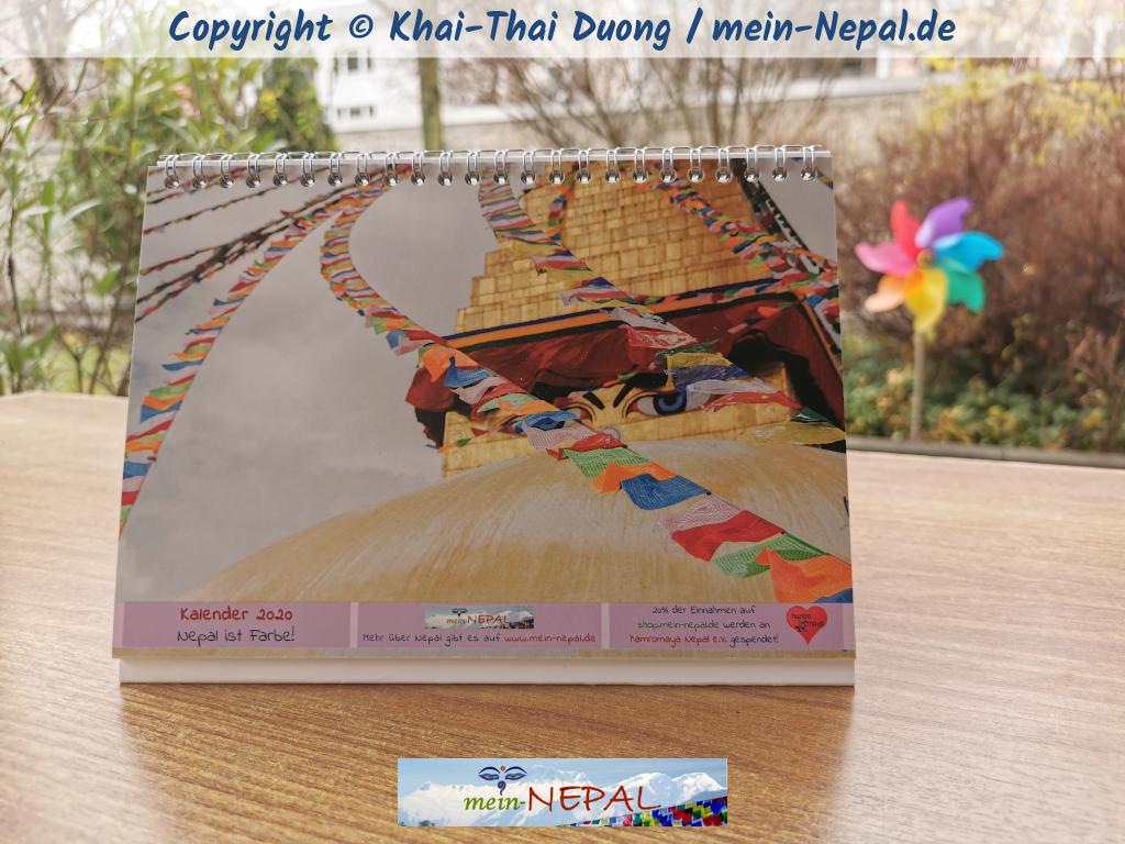 Nepal Kalender 2020 kaufen