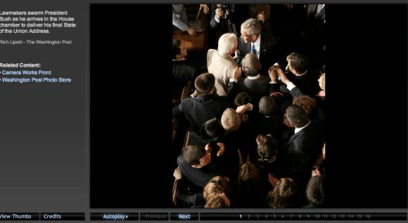 Washington Post Slideshow