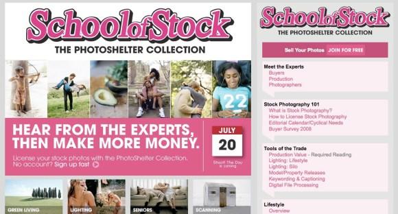 School of Stock