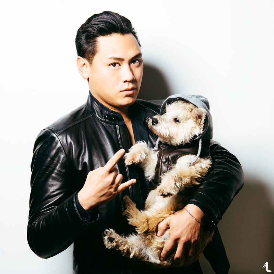 Jon M. Chu by Melly Lee (mellylee.com)