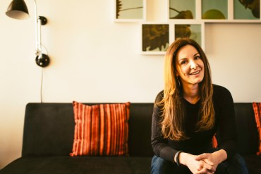 Kat Cole, President of Cinnabon by Melly Lee (mellylee.com)