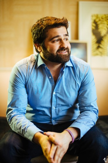 Slava Rubin CEO of Indiegogo.com by Melly Lee (mellylee.com)