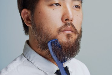 David Choi's Beard by Melly Lee (mellylee.com)