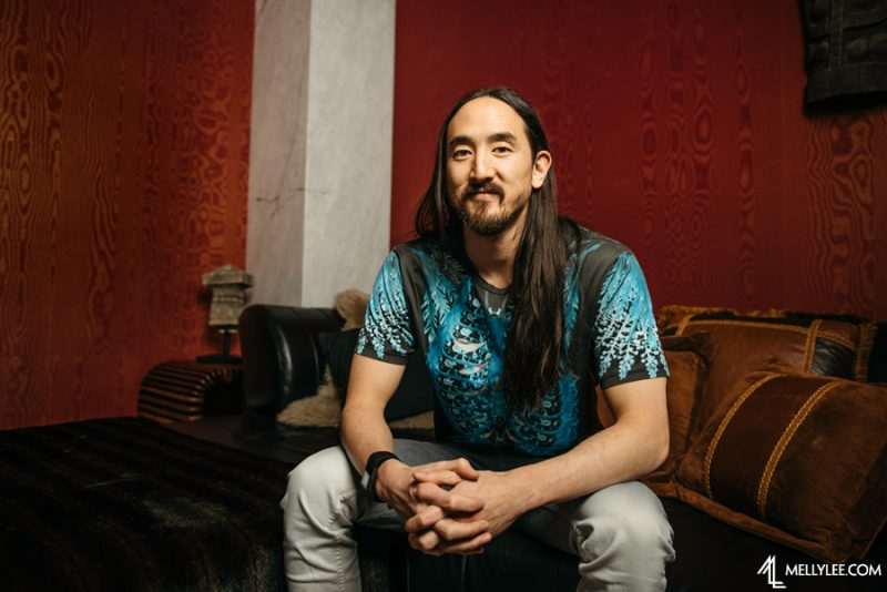 Steve Aoki by Melly Lee (mellylee.com)