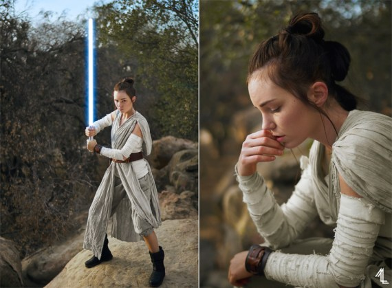 CC Weske in Rey Returns by Melly Lee (mellyle.com)