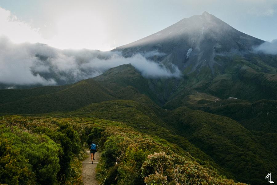 Mount Taranaki by Melly Lee (mellylee.com)