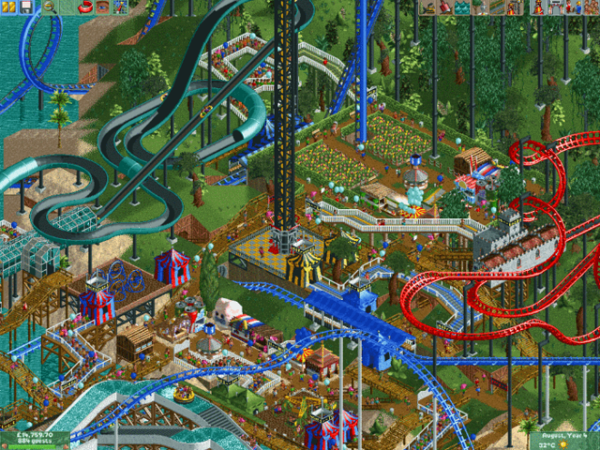 rollercoaster tycoon 3 download full game free dutch pc
