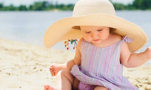 Protéger Bébé de la chaleur_MelyMarmelade